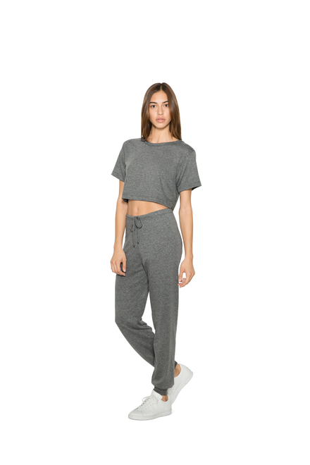 American Apparel AMA T-shirt Tri-Blend For Her