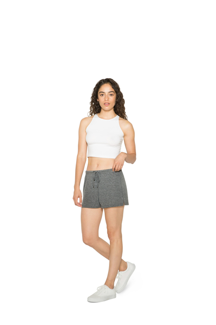 American Apparel AM Tri-Blend running short For Her
