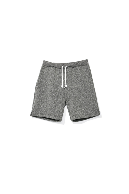 American Apparel AMA Short Gym Salt en Pepper