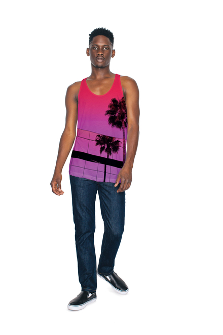 American Apparel AMA Tanktop Sublimation