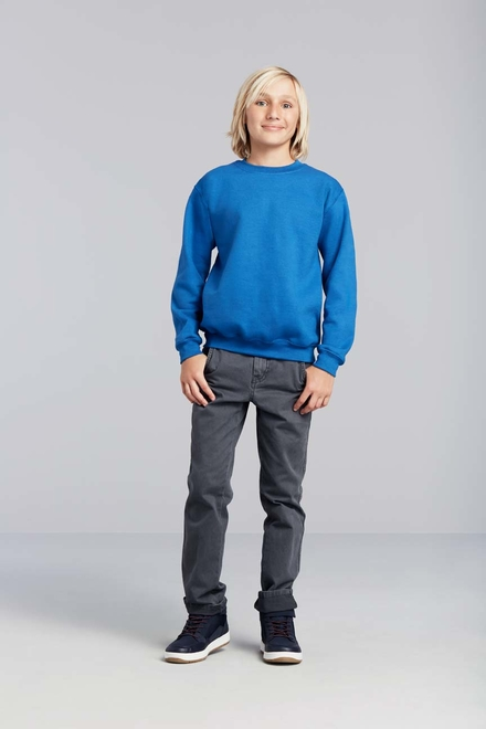 Gildan Gildan Sweater Crewneck HeavyBlend for kids