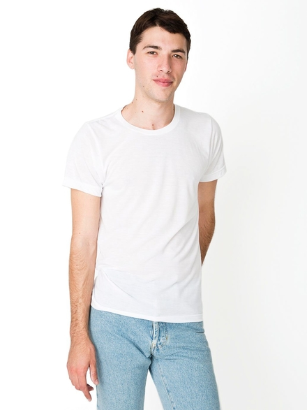 American Apparel AMA T-shirt Crewneck Sublimation For Him