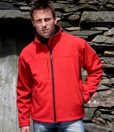 Result Result Classic Soft Shell Jacket