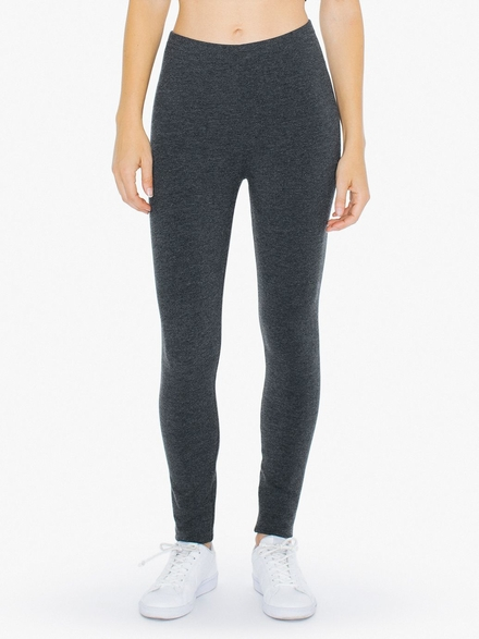 American Apparel AMA Pants Winter Legging Cot/Spandex