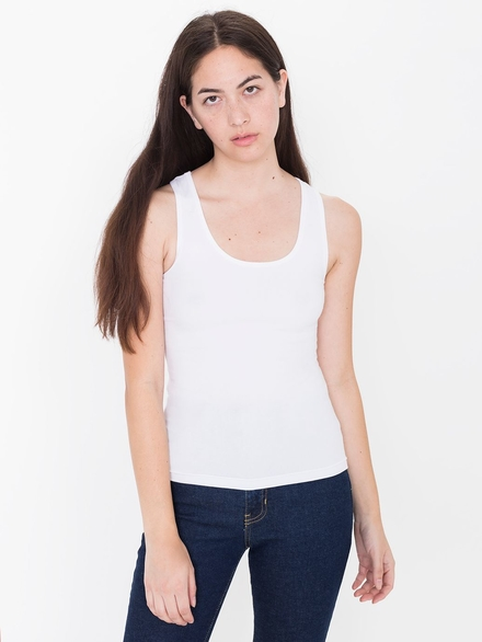 American Apparel AMA Tanktop Cot/Spandex For Her