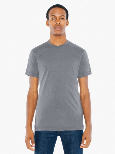 American Apparel AMA T-shirt Pol/Cot SS For Him