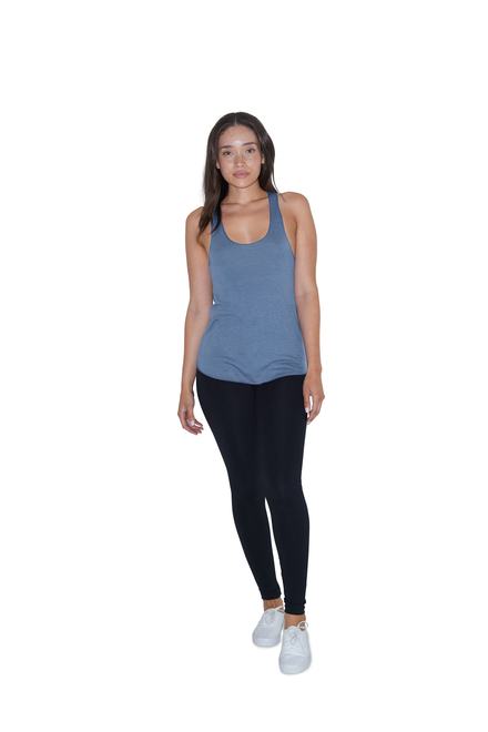 American Apparel AMA Tanktop Racerback Tri-Blend For Her