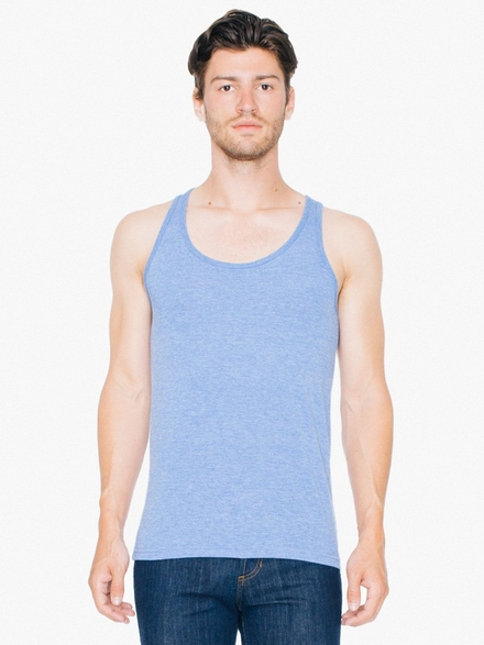 American Apparel AMA Tanktop Tri-Blend For Him
