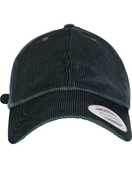 Flexfit Corduroy Satin Dad Cap