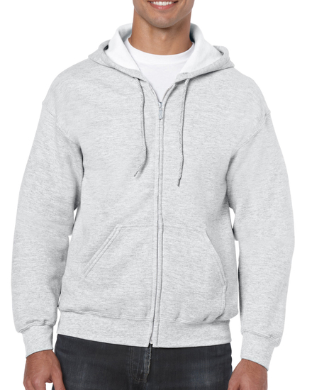 Gildan Gildan Sweater Hooded Full Zip HeavyBlend for him