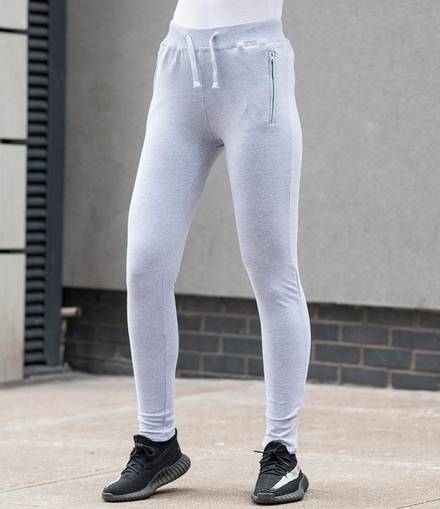 Just Hoods AWDis Girlie Tapered Track Pants
