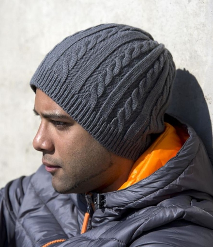 Result Winter Essentials Result Mariner Knitted Hat