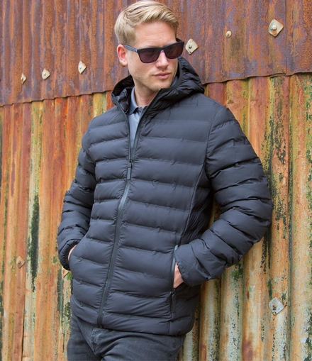 Result Urban Hooded Ultrasonic Jacket