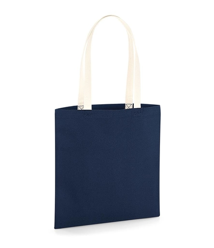 Westford Mill EarthAware® Organic Bag For Life - Contrast Handles