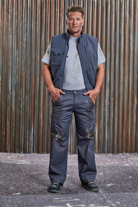 Russell Workwear Polycotton Twill Trousers