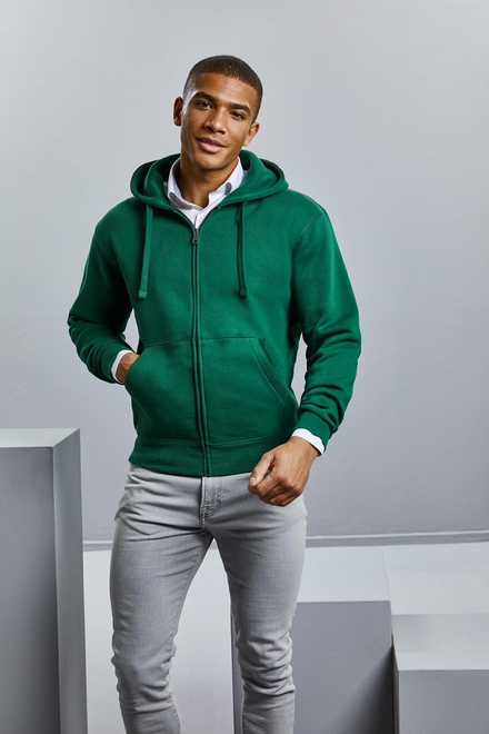 Russell Men's Authentic Zipped Hood Jacket