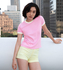 American Apparel AMA Ringer T-shirt For Her